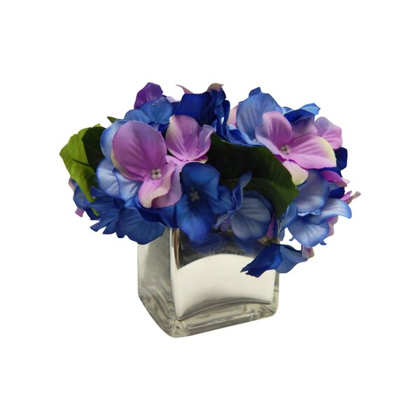 Mixed Centerpiece in Vase by Ophelia & Co.