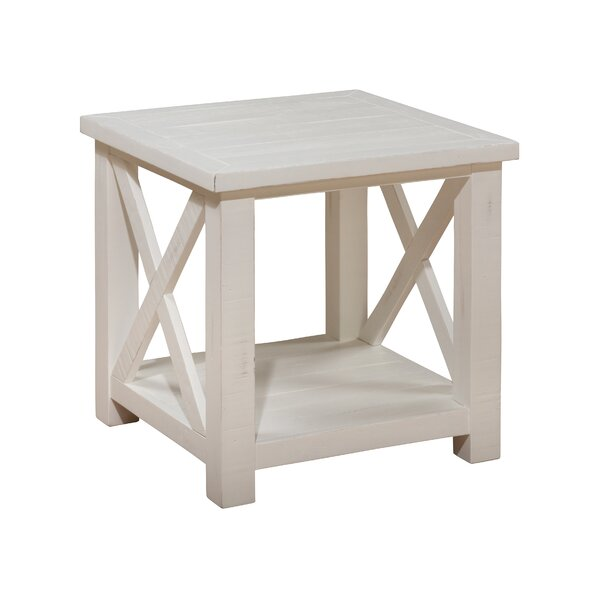 Ruffner End Table By Beachcrest Home