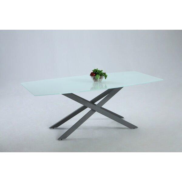 Abigayle Dining Table by Orren Ellis