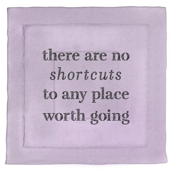 No Shortcuts Single ReversibleComforter