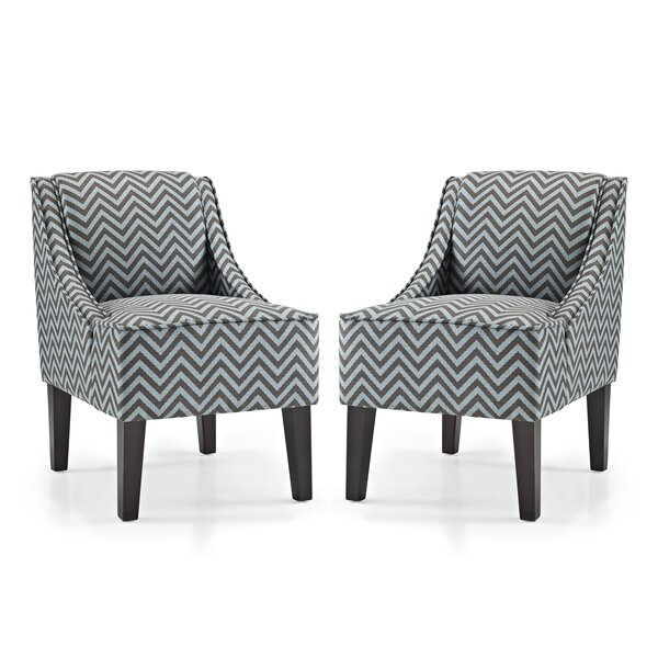 Lonsdale Armchair (Set of 2) by Wrought Studio Wrought Studio