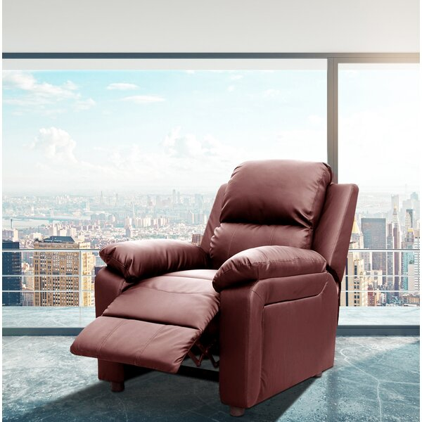 Montana Reclining Heated Massage Chair By Latitude Run