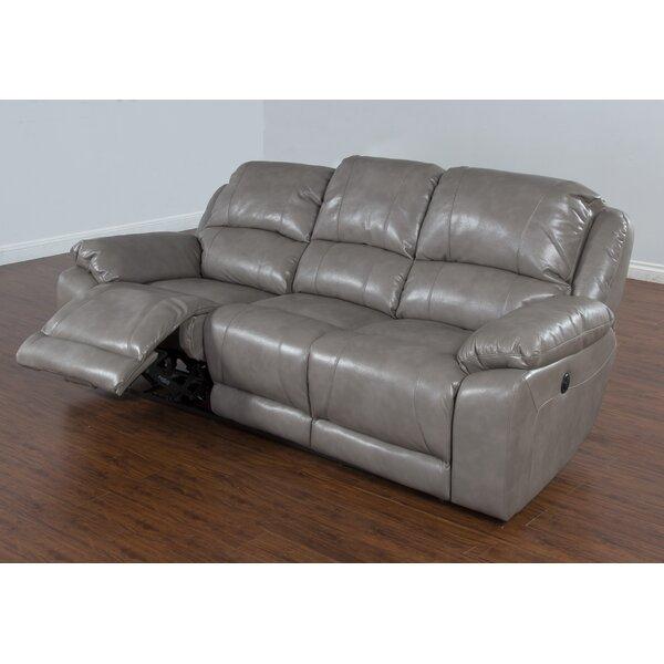 Floraville Dual Reclining Sofa by Red Barrel Studio Red Barrel Studio