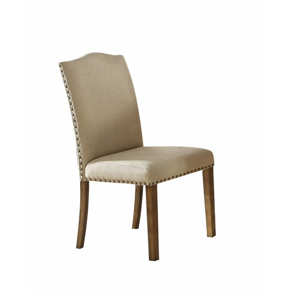 Twombly Upholstered Dining Chair (Set of 2) by Gracie Oaks