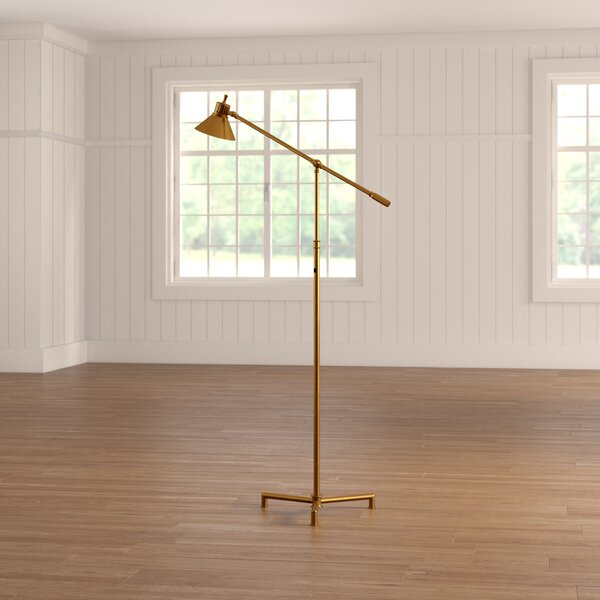 Walkerville 58 Task Floor Lamp by Laurel Foundry Modern Farmhouse