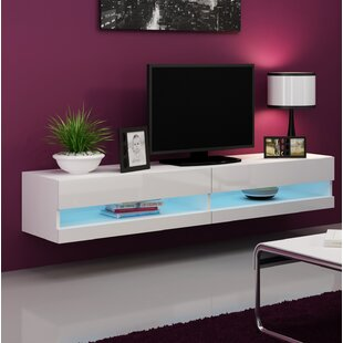Tv Stand With Led Lights Wayfair