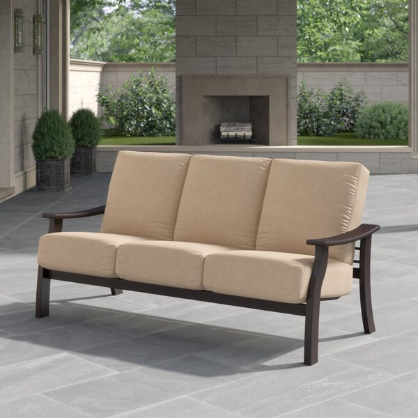 St. Catherine Deep Seating Group with Cushions by Telescope Casual Telescope Casual