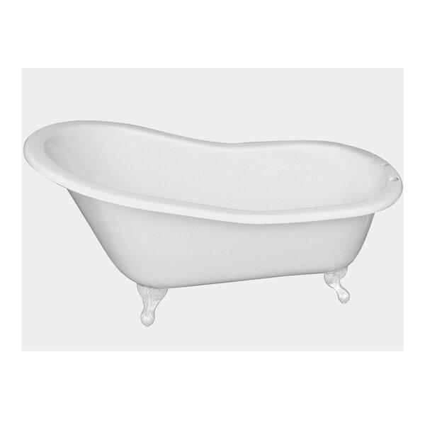 67 x 29 Freestanding Soaking Bathtub by Cahaba Classics