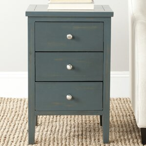 Lark Manor Tussilage End Table With Storage