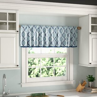 Small Bathroom Window Valance Wayfair