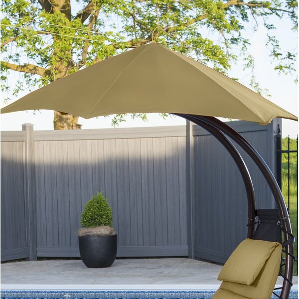 Maglione Fabric  4' Cantilever Umbrella By Ebern Designs by Ebern Designs Today Sale Only
