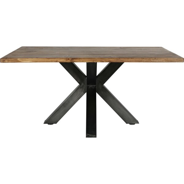 Audra Dining Table by 17 Stories