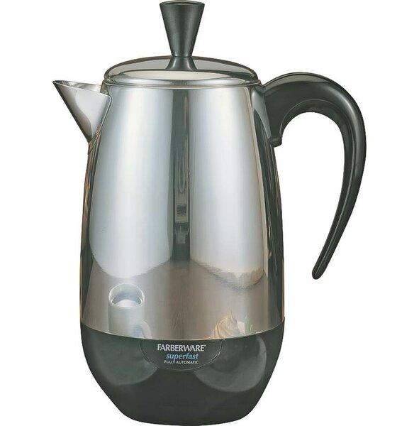 8-Cup Percolator Coffee Maker by Applica Consumer Prod