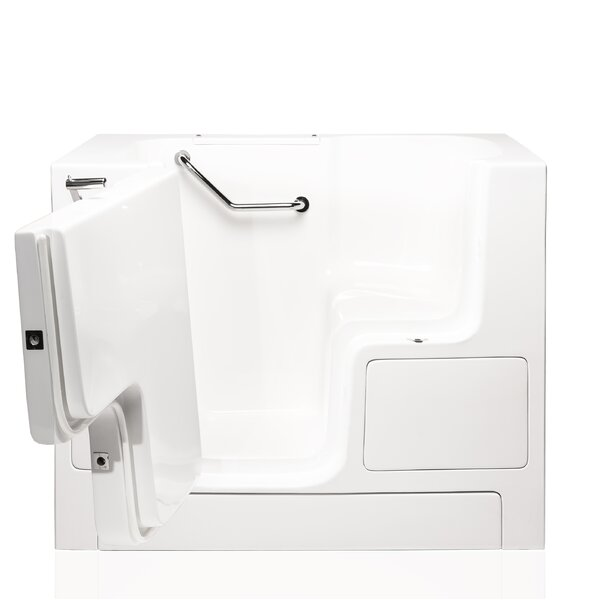 52 x 32 Walk-in Soaking Bathtub by Energy Tubs