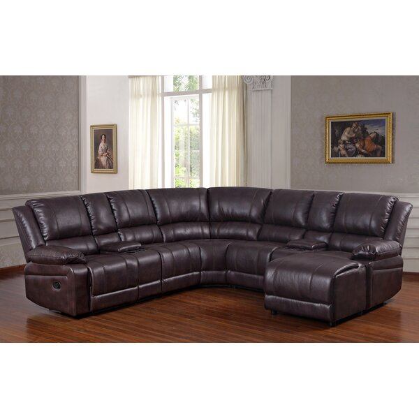 #2 Javed Reclining Sectional By Red Barrel Studio Today Only Sale