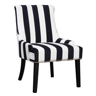 Aicha Stripe Parsons Chair