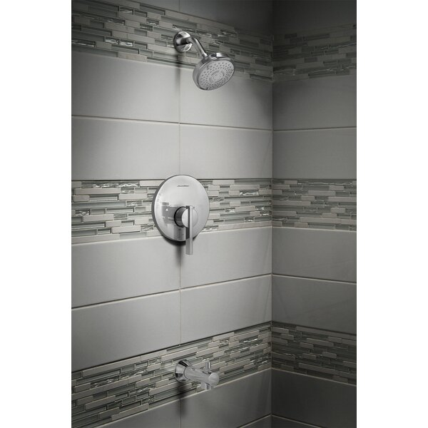 Berwick Tub and Shower Faucet with Diverter by American Standard American Standard