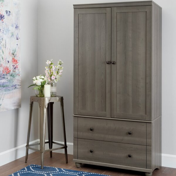 Hopedale Armoire By South Shore by South Shore Read Reviews