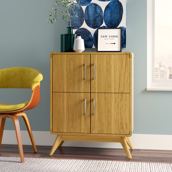 Garvey Display Accent Cabinet by Langley Street