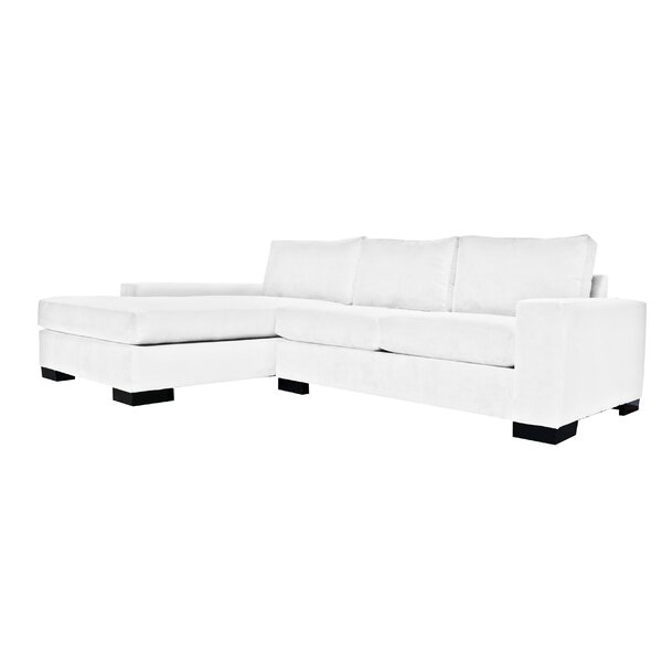 Dale Left Hand Facing Sectional By Poshbin
