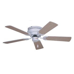 Best Reviews 42 Williamson Contemporary 5-Blade Ceiling Fan By Latitude Run