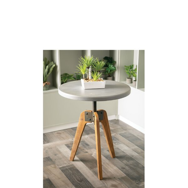Vannest End Table by Williston Forge