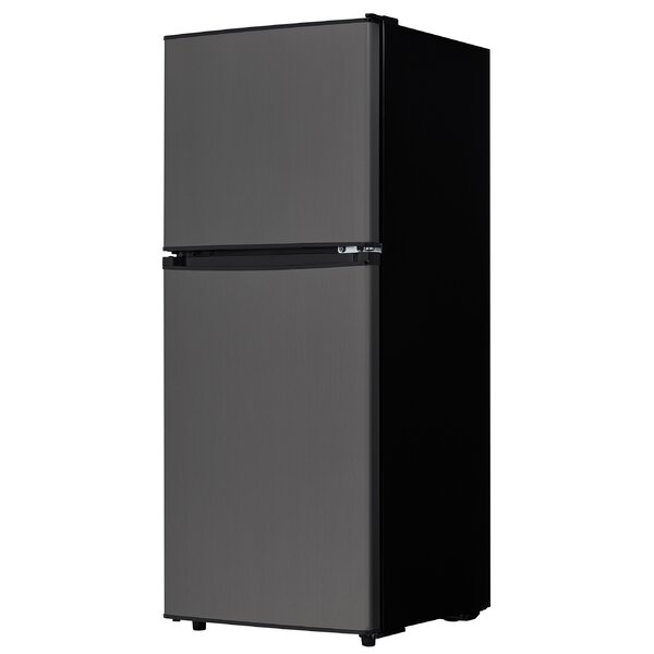 4.7 cu. ft. Compact Refrigerator with Freezer by Danby