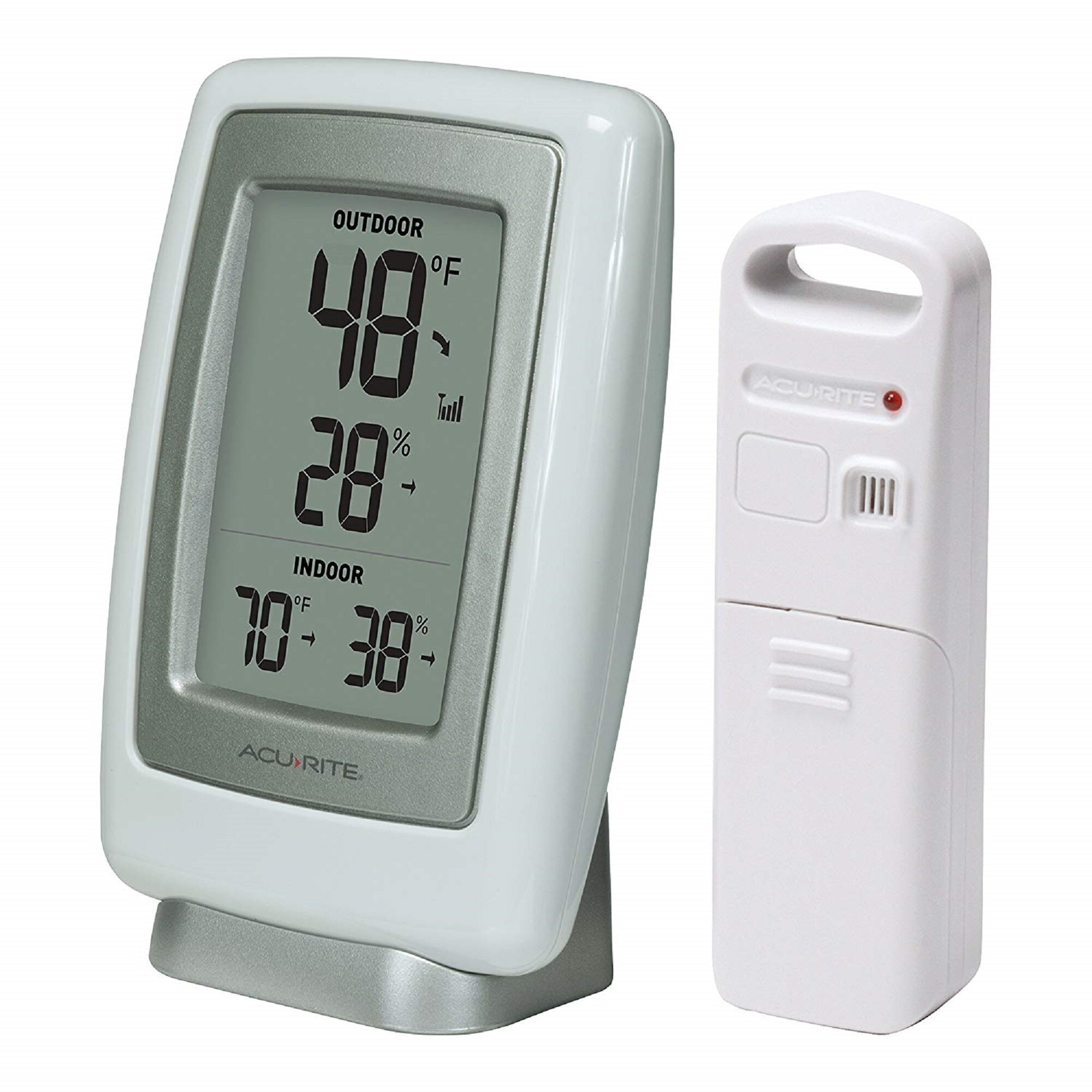 Acurite My Backyard Weather Thermometer - House Backyards