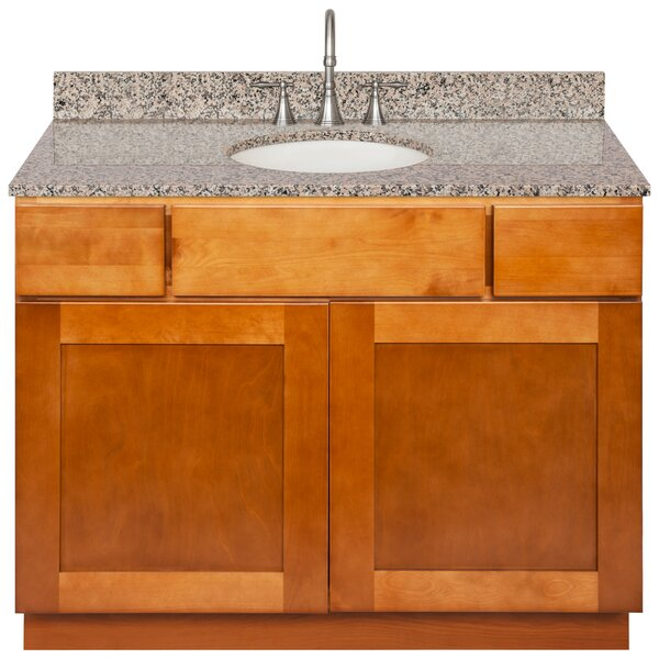 Stover 42 Single Bathroom Vanity Set by Winston Porter