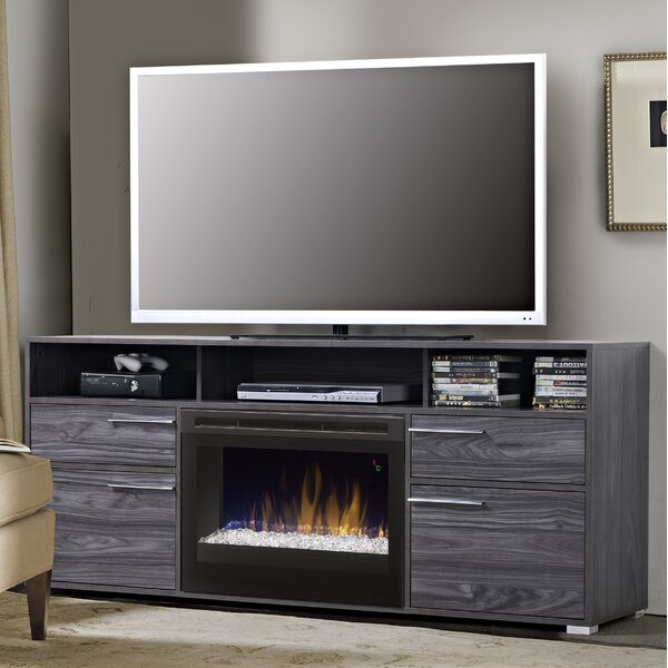 Review Sander TV Stand For TVs Up To 65