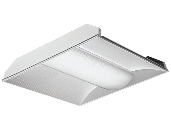 VTL Volumetric Architectural Troffer LED High Bay by Lithonia Lighting