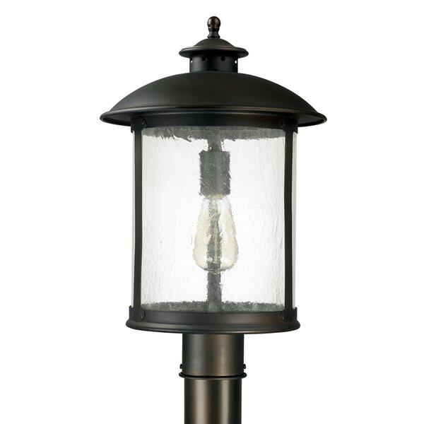 Calvin 1-Light Lantern Head by Gracie Oaks