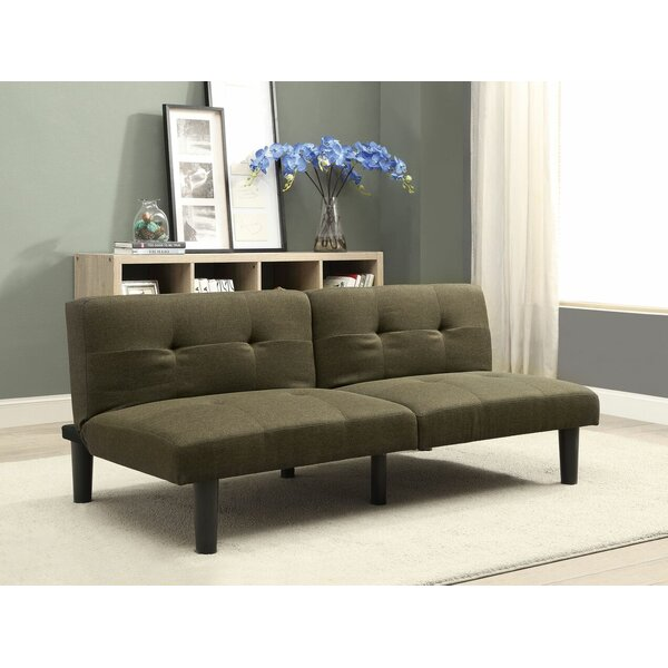Tubbs II Adjustable Sofa Bed by Latitude Run