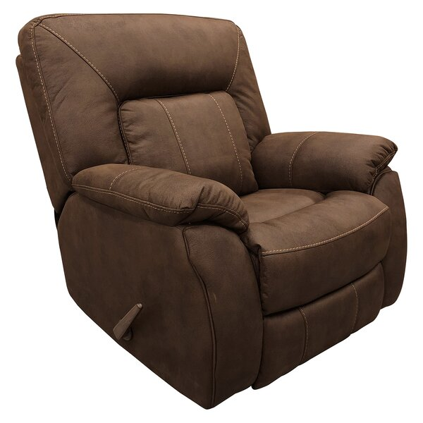 Montauk Manual Glider Recliner By Winston Porter