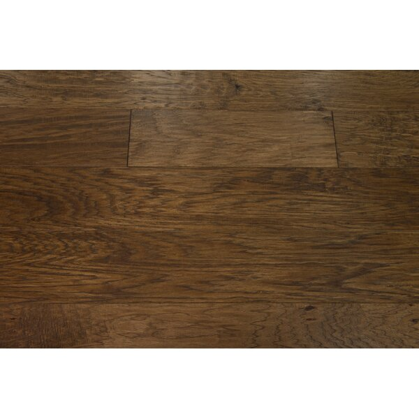 Sydney 7-1/2 Engineered Hickory Hardwood Flooring in Granola by Branton Flooring Collection