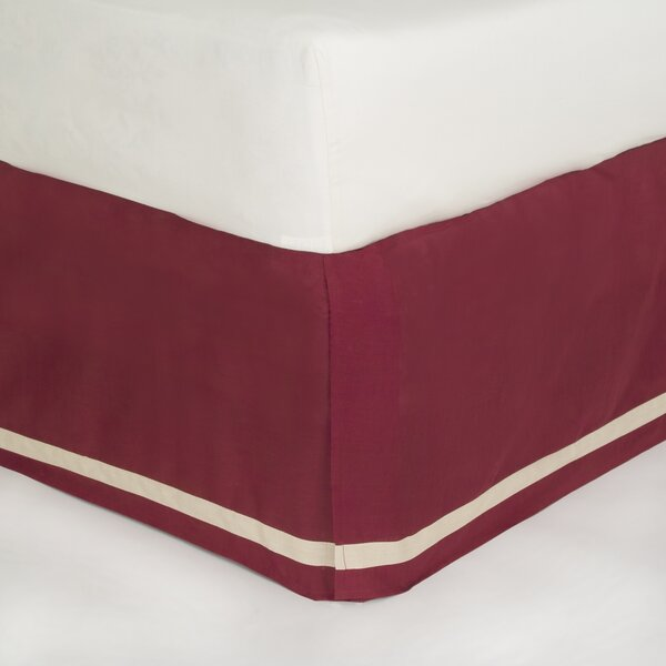 Stanfield Bed Skirt by Classic Treasures