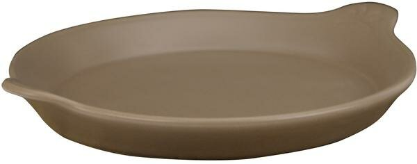 Eurita Large Oval Au Gratin Porcelain Pan by Corelle