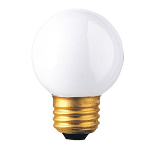 Frosted 120-Volt Incandescent Light Bulb (Set of 26) by Bulbrite Industries