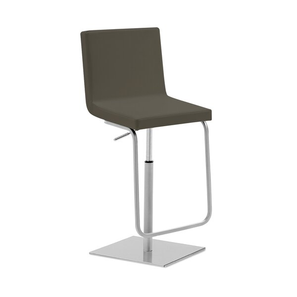 Afro SG Adjustable Height Swivel Bar Stool by Domitalia
