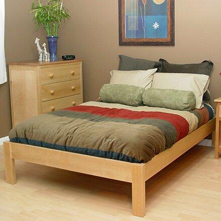 Nomad Platform Bed by Epoch Design