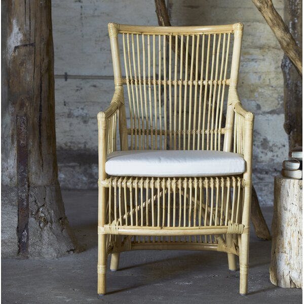 Davinci Patio Dining Chair with Cushion by Sika Design