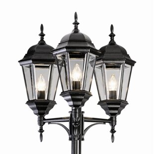 Lamp Post Lights You Ll Love Wayfair
