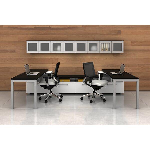 Trig Mirror 6 Pieces Office Set