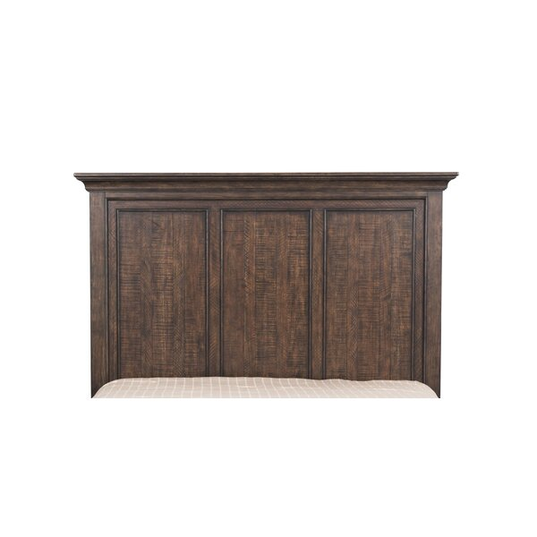 Oyola Panel Headboard by Charlton Home