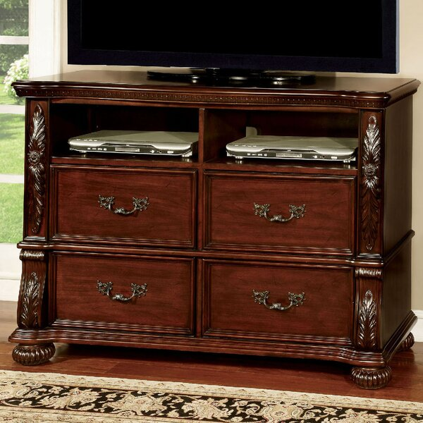 Garvey 4 Drawer Media Chest by Astoria Grand
