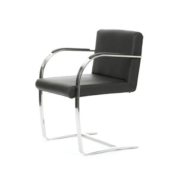Hoskinson Upholstered Dining Chair by Orren Ellis