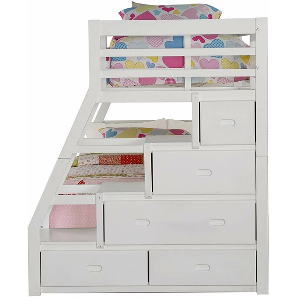Copeland Twin over Twin Bunk Bed with Trundle by Isabelle & Max