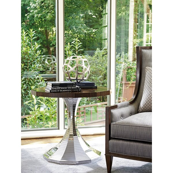 MacArthur Park Hermosa Center End Table by Lexington