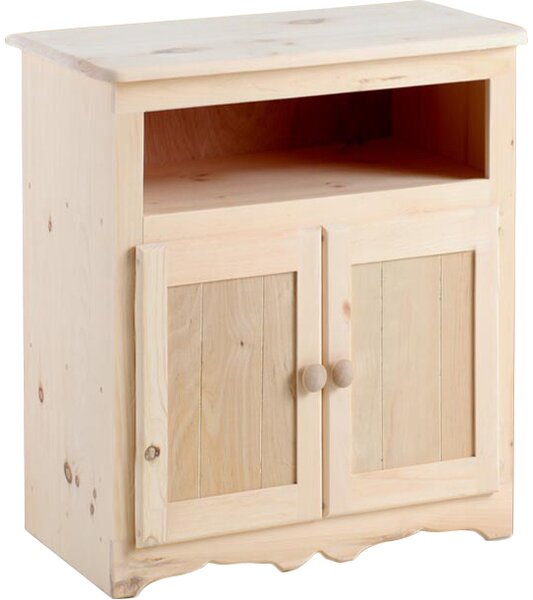 Dover Solid Wood TV Stand For TVs Up To 32 Inches By Chelsea Home