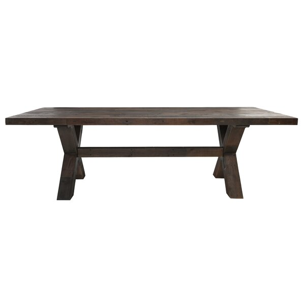 Melby Solid Wood Dining Table by Gracie Oaks Gracie Oaks